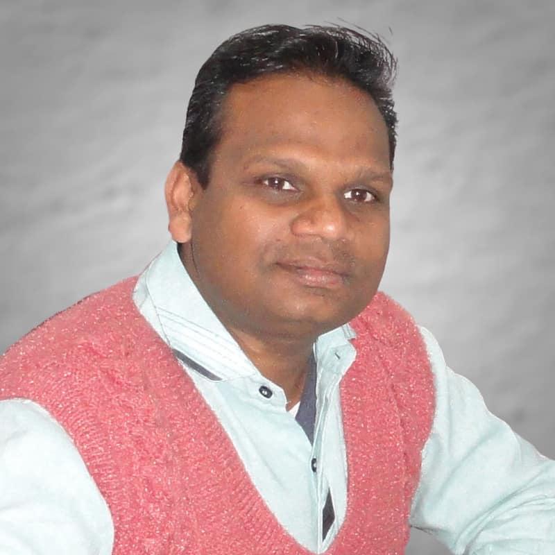 Rama Shankar at Noah's Ark India