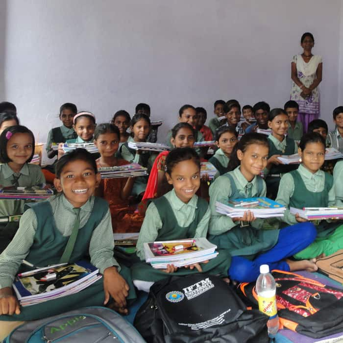 School-girls-with-books