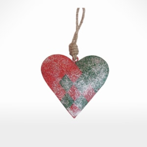 Hanging Heart by Noah's Ark