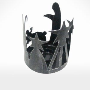 Nativity T-Light Holder by Noah's Ark