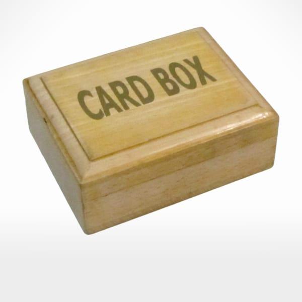 Card Box by Noah's Ark