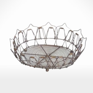Basket Wire by Noah's Ark Exports