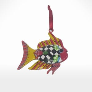 Hanging Fish by Noah's Ark