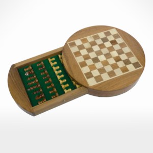 Chess Set by Noah's Ark Exports