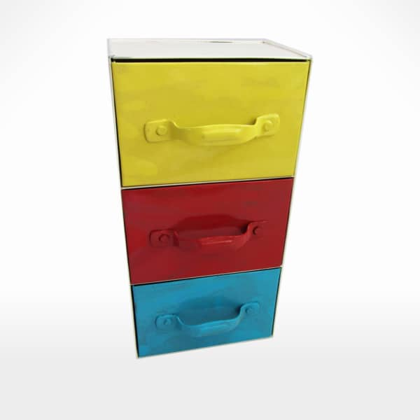 3 Drawer Cabinet  by Noah's Ark