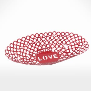 Love Bowl by Noah's Ark Exports
