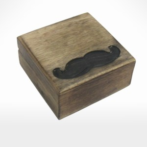 Wooden Box  by Noah's Ark
