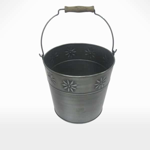 Bucket Planter by Noah's Ark