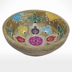 Bowl by Noah's Ark Exports