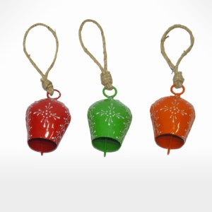 Bell Set of 3 by Noah's Ark Exports