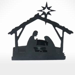Nativity T-Light  by Noah's Ark