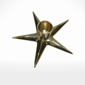 Star Candle Holder by Noah's Ark