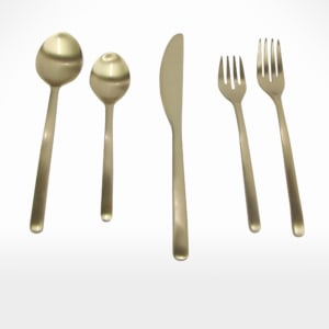 Cutlery Set Of 5 by Noah's Ark