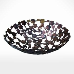Recycled Keys Bowl by Noah's Ark