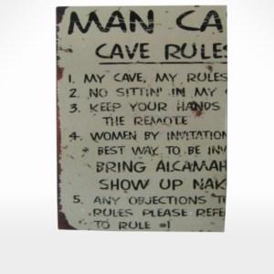 Sign Board by Noah's Ark