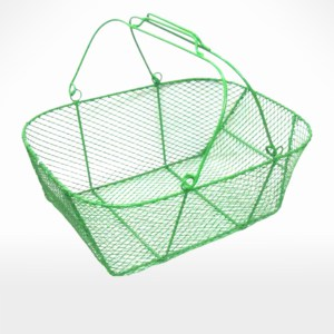 Basket with Handle  by Noah's Ark