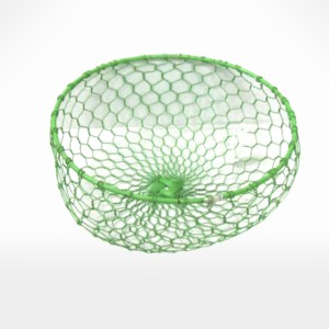Wire Basket  by Noah's Ark