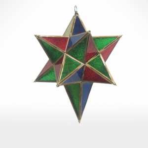 Hanging Star by Noah's Ark