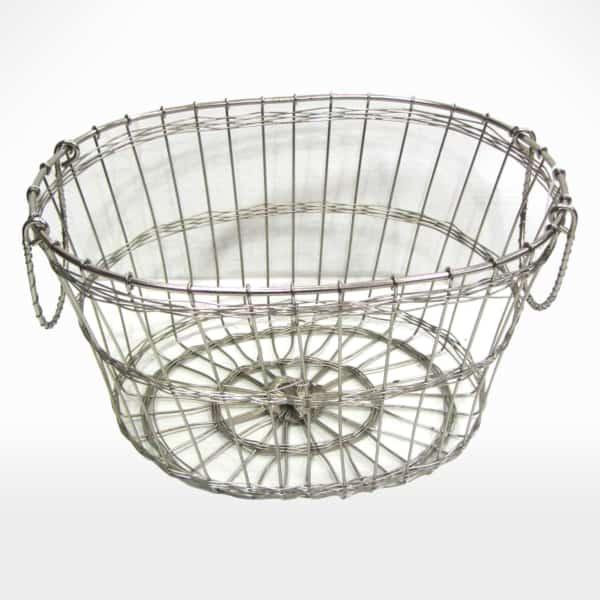Wire Basket  by Noah's Ark