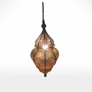 Electric Hanging Lamp by Noah's Ark