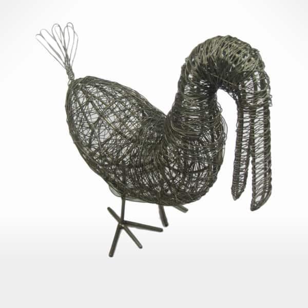 Wire Bird by Noah's Ark Exports