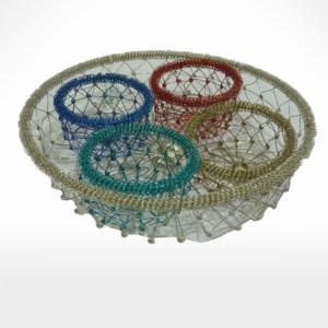 Wire Basket by Noah's Ark Exports