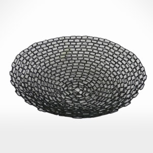 Wire Bowl by Noah's Ark Exports