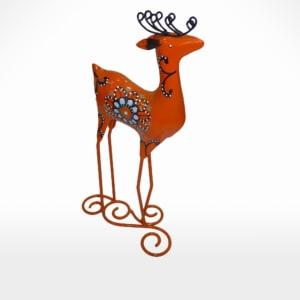 Decorative Reindeer by Noah's Ark Exports