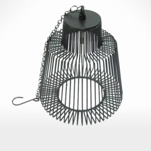 Wire Lamp by Noah's Ark Exports