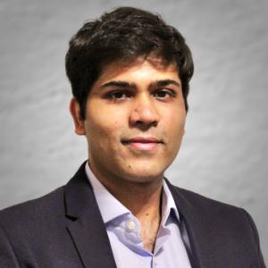 Prashant Masih from Noah's Ark India