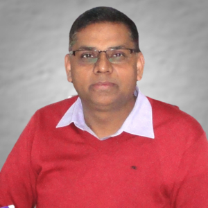 Raju Masih at Noah's Ark India